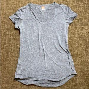 Lucy Size Medium grey top